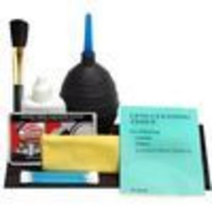 Olympus Software Digital SLR Camera & Lens 7-Piece Deluxe Cleaning Kit including Cameta Microfiber Cleaning Cloth - f...