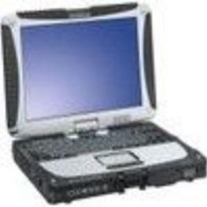 Panasonic TB 19 I5-540UM 1.2G 2GB 160GB 10.4-XGA TOUCH WL BT GPS XPP/W7P (CF19RJRC62M) PC Notebook