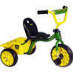Learning Curve Toys John Deere - Heavy Hauler Tricycle by Learning Curve