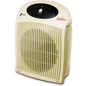 Sunbeam Portable Compact Slim Profile Electric Heater