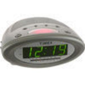 Timex Nature Sounds LED Clock Radio