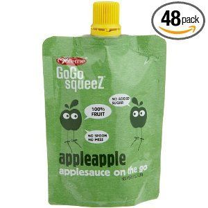 Materne - GoGo Squeez Applesauce On the Go