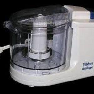 Elite Appliances LLC Pillsbury Mini Chopper