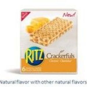 Nabisco Ritz Crackerfuls Four Cheese