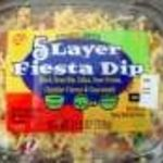 Trader Joe's Five Layer Fiesta Dip