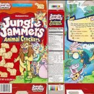 Jungle Jammers - Animal Crackers