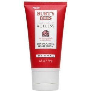 Burt's Bees Naturally Ageless Skin Smoothing Hand Cream