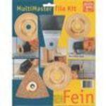 Fein 63903167399 5 Blade Multimaster Tile Kit