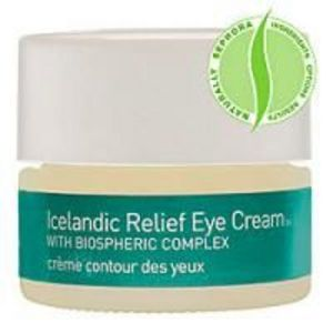 Skyn Iceland Icelandic Relief Eye Cream with Biospheric Complex