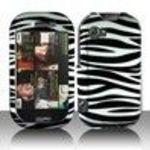 Sharp Kin 2 / Zebra Protective Case Faceplate Cover