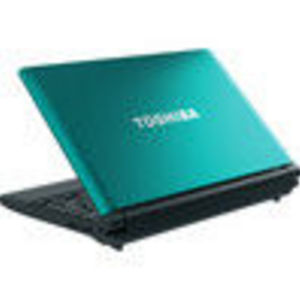 "Toshiba Turquoise 10.1"" NB505-N508TQ Netbook PC with Intel Atom N455 Processor and Windows 7 Starter (883974682959)"