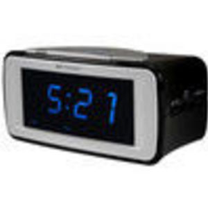 Emerson Dual Alarm Clock Radio Amfm Smartset (CKS9031)