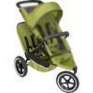 Phil&Teds E3 Doubles Kit Jogger Stroller - Apple