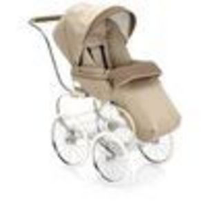 Inglesina Classica Standard Stroller - Ecru