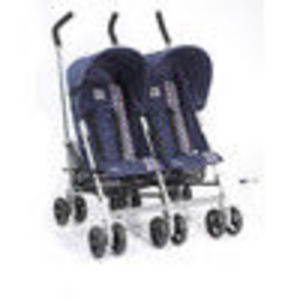Inglesina Twin Swift Jogger Stroller - Marine