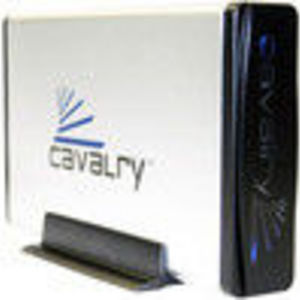 Cavalry Storage 1TB ONE TOUCH BACKUP USB 2.0 3.5IN DT W/ HITACHI INSIDE Hard Drive
