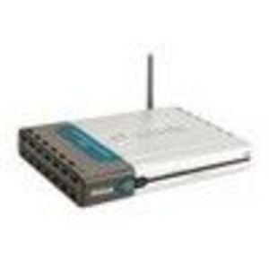 D-Link DI-624 (790069250842) Router
