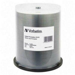 Verbatim (95252) 52x CD-R Spindle