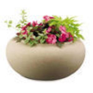 Garden Hose Pot & Planter / Color Sandstone