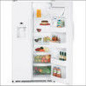 Hotpoint-Ariston HSS25GFT (25 cu. ft.) Side by Side Refrigerator