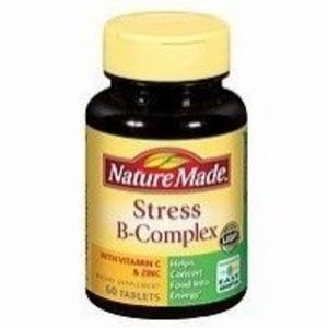 Nature Made Stress B-Complex with Vitamin C & Zinc