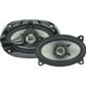 "Power Acoustik KP-462N 4"" x 6"" Coaxial Car Speaker"