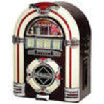Crosley CR11CD Audio Shelf System