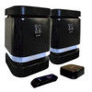 Coby Migws2-s Mutant Ws2-s Black Outdoor Speakers Speaker System
