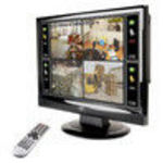 "Swann Alpha D5 - AIO 19"" H.264 4 Channel Security Camera DVR"