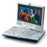 Memorex MVDP1076 7 in. Portable DVD Player