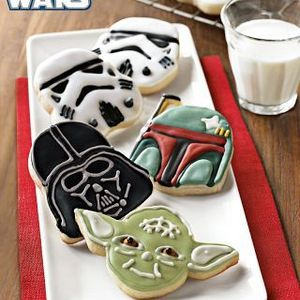 Williams-Sonoma Star Wars Cookie Cutters