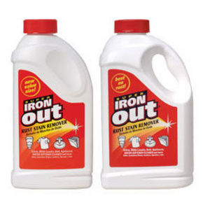 Iron Out Super Rust Stain Remover