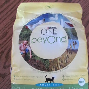 Purina One beyOnd Dry Cat Food