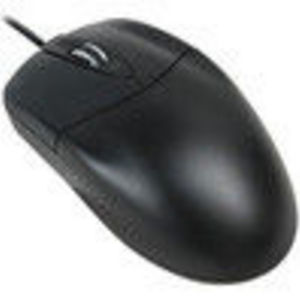 Adesso 3 button Desktop Optical Mouse HC-3003PS - Mouse - optical - 3 button(s) - wired - PS/2 HC-30...