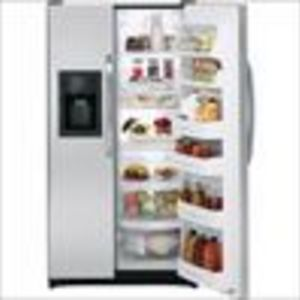 GE GSL25IGXLS Side by Side Commercial Refrigerator
