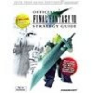 Brady Games Official Final Fantasy VII Strategy Guide, Playstation Version (v. 1)