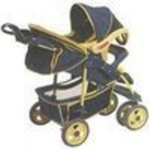 Eddie Bauer All Terrain Stroller with Car Seat Standard