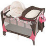 Graco Pack N Play Napper in Lilly