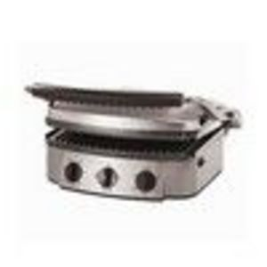 Sensio Bella Cucina Stainless-Steel Electric Grill and Griddle