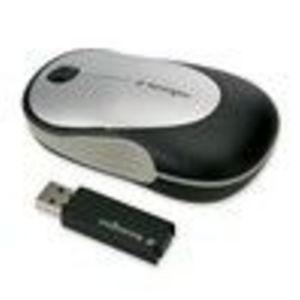 Kensington Ci10 Fit Wireless Notebook Laser Mouse (Silver) (K72335US)