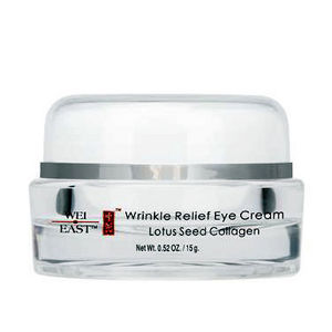 Wei East Wrinkle Relief Eye Cream with Lotus Seed Collagen