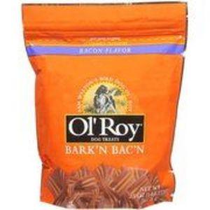 Ol' Roy Bark n Bacon