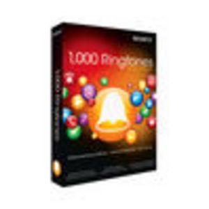 Sony 1,000 Ringtones for PC, Mac
