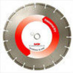 "MK Diamond 152740 (MK-799D) 20"" Dry Cutting Segmented Rim Blades for General Purpose/High Speed, Standard Grade, Width: .142"""