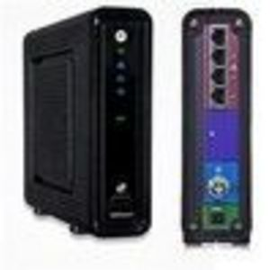 Motorola SURFboard Gateway SBG6580 DOCSIS 3.0 Wireless Cable Modem