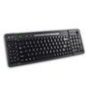 Adesso (WKB-3200UB) Wireless Keyboard, Trackball