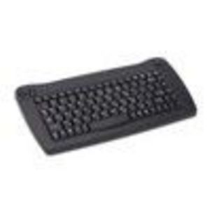 Adesso ACK-573PB Wireless Keyboard, Trackball