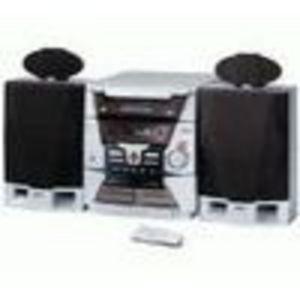 Audiovox RS2600 CD Audio Shelf System