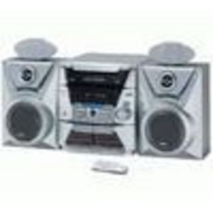 Audiovox RS2602 CD Audio Shelf System