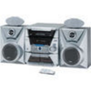 Audiovox 439114 CD Audio Shelf System